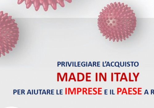 CNA Federmoda: privilegiare l'acquisto made in Italy per aiutare il Paese a ripartire