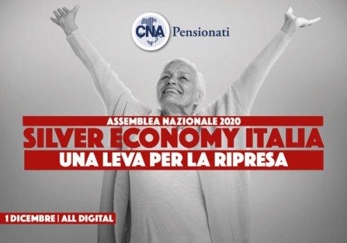 """CNA Pensionati: """"La Silver economy sarà nuovo volano per far crescere l'economia del Trentino Alto Adige"""""""