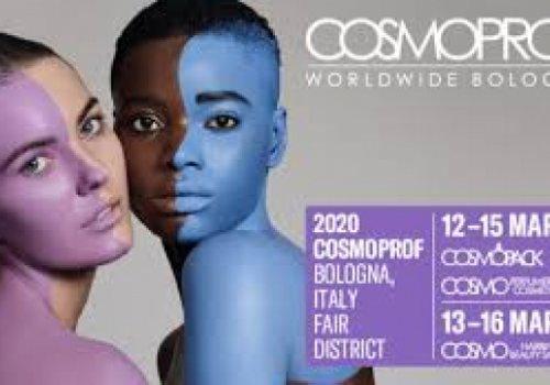 CNA Trentino Alto Adige organizza domenica 15 marzo 2020 per le aziende di Estetica e Acconciatura il viaggio in pullman alla Fiera Cosmoprof di Bologna