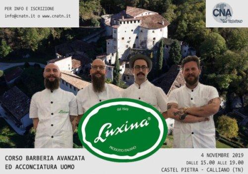 CNA Trentino. Tutti i trucchi per realizzare e curare la barba perfetta. Il 4 novembre corso di Barberia e Acconciatura uomo a Castel Pietra. Prenota!