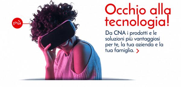 Grazie a CNA fino al 50% di sconto per tutti gli associati su alcuni prodotti dedicati alla casa, alla famiglia e al benessere personale