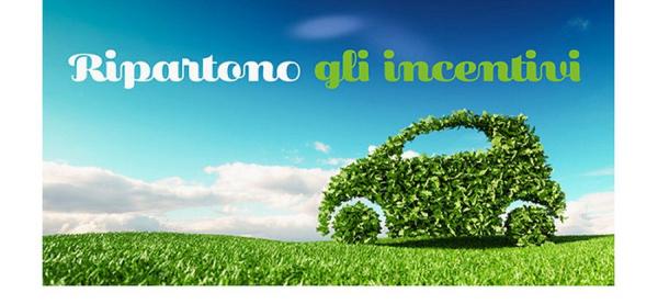 Fino a 10mila euro per l'acquisto di un veicolo non inquinante e lo sconto in convenzione si cumula grazie a CNA