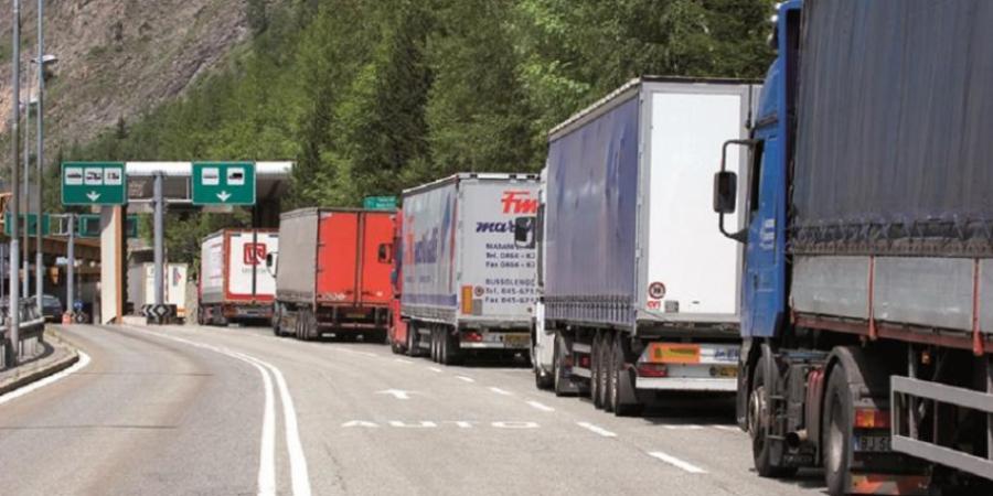 Calendario Camion 2019.Calendario Del Blocco E Delle Limitazioni Dei Camion In