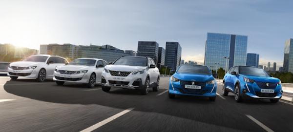 Nuova partnership con Peugeot: sconti per gli associati CNA