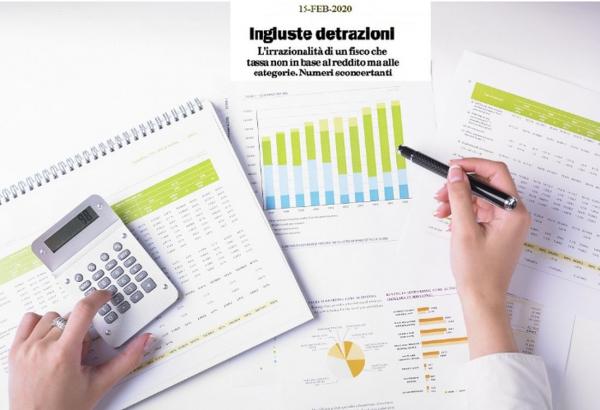 Studio CNA: la tassazione cambia, ma a soffrire di più sono i soliti noti