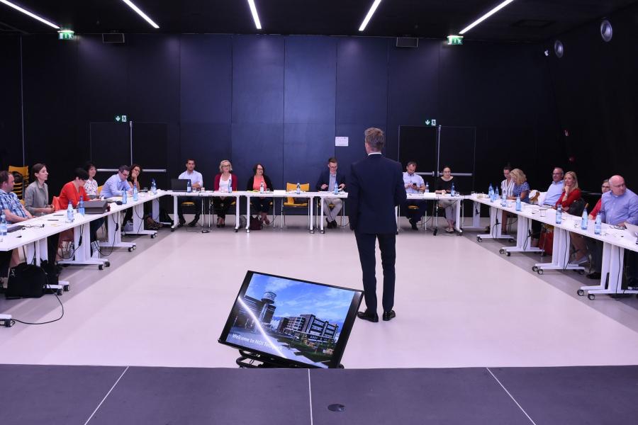 Ufficio Di Trasferimento Tecnologico : Trasferimento tecnologico alle pmi a bolzano il workshop innobridge