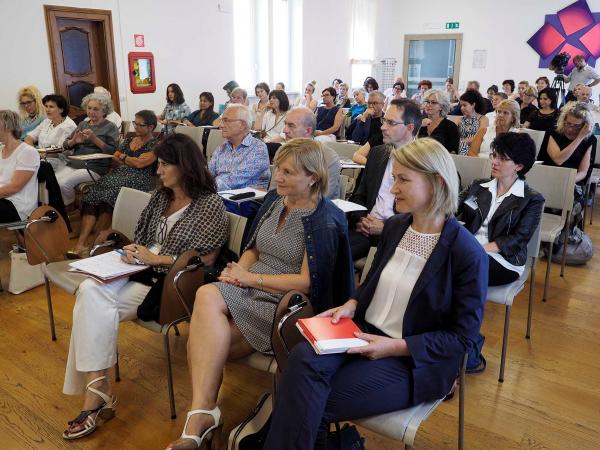 Giro d'Italia a Trento delle donne che fanno impresa: partecipazione della Camera di commercio di Bolzano